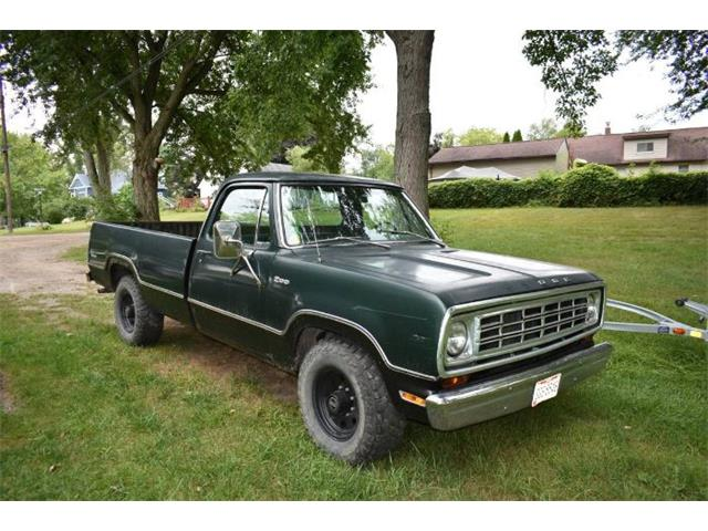 Classic Dodge Pickup for Sale on ClassicCars com on