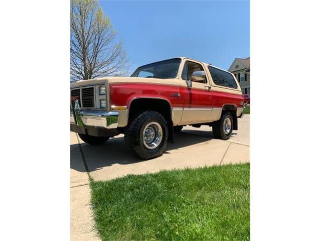 Classic GMC Jimmy for Sale on ClassicCars com on ClassicCars com