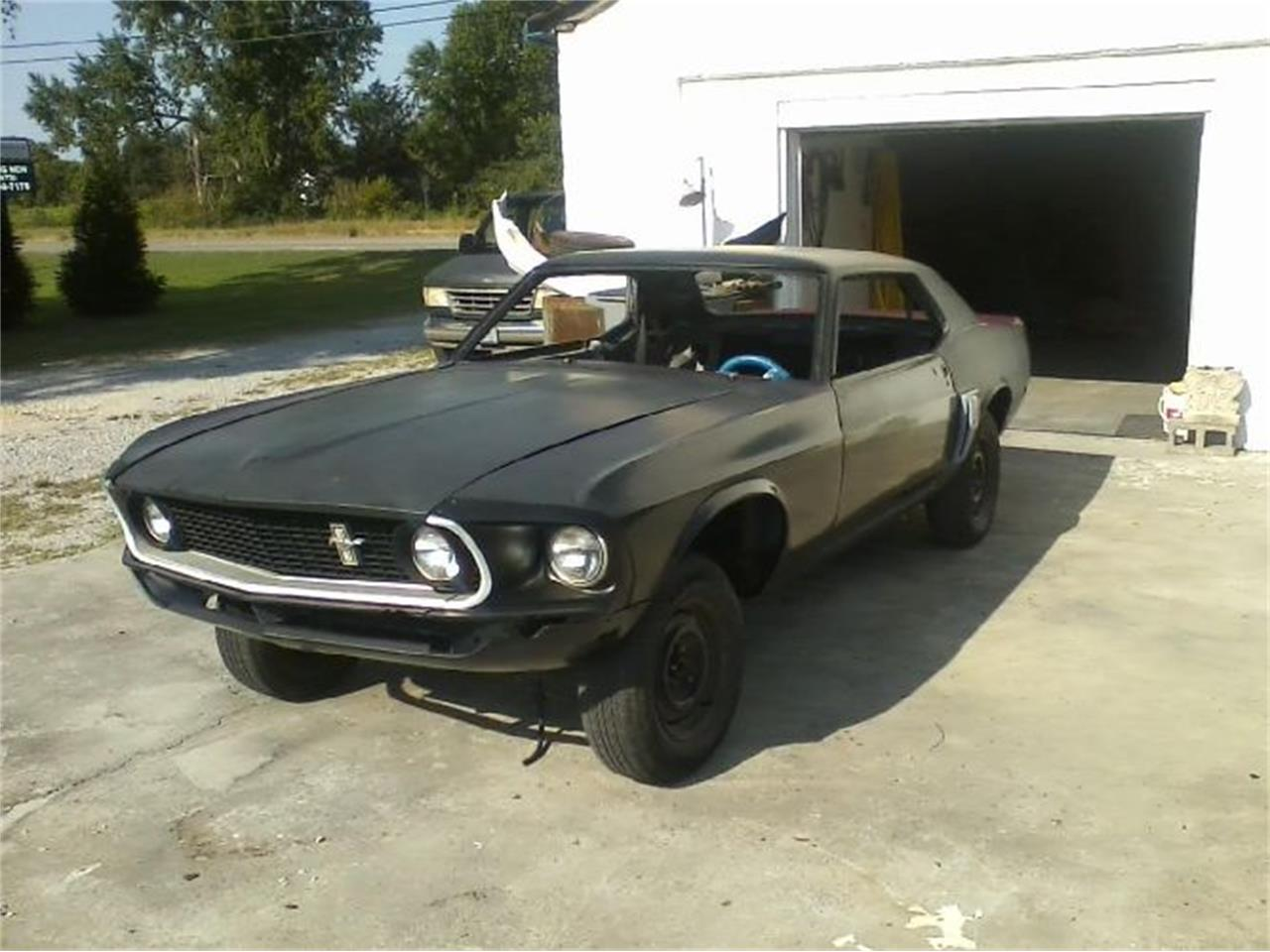 Large Picture of '69 Mustang - QTYN