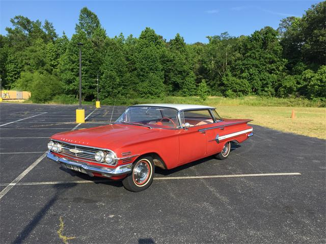 Picture of Classic 1960 Chevrolet Impala located in Hayes Virginia Offered by a Private Seller - QTZK