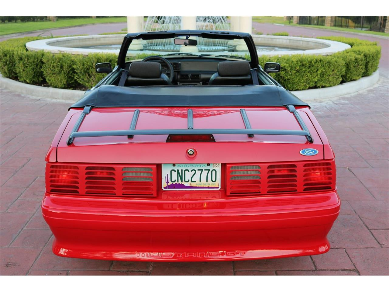 Large Picture of '91 Mustang GT - QU01