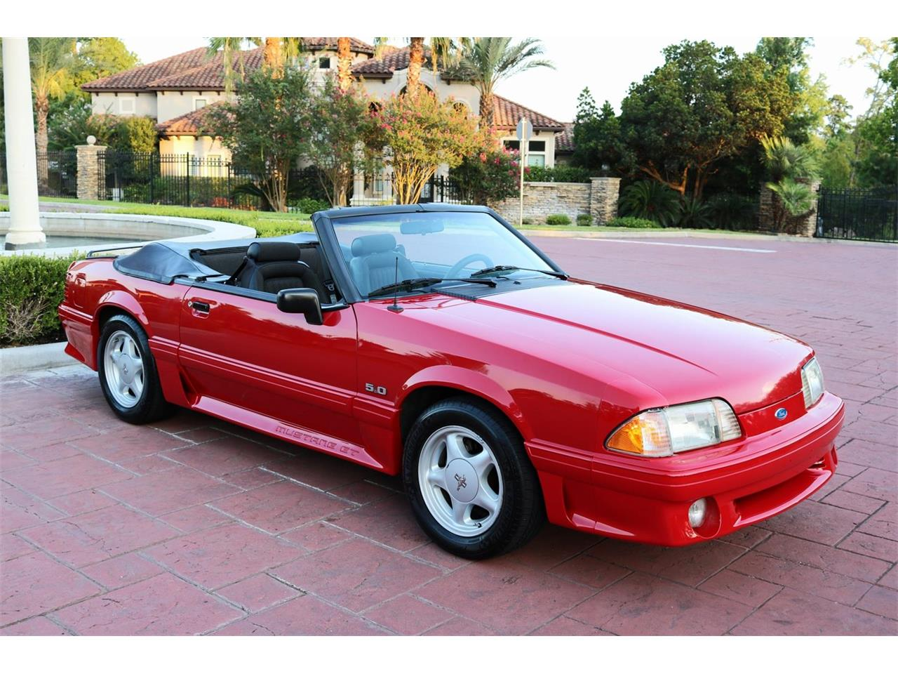 91 Mustang Gt >> For Sale 1991 Ford Mustang Gt In Conroe Texas