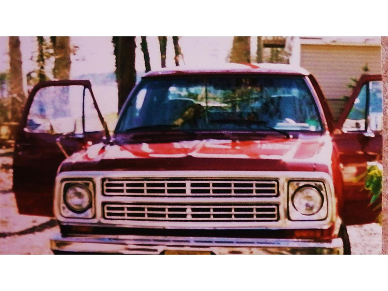 Large Picture of '79 D100 - QU08