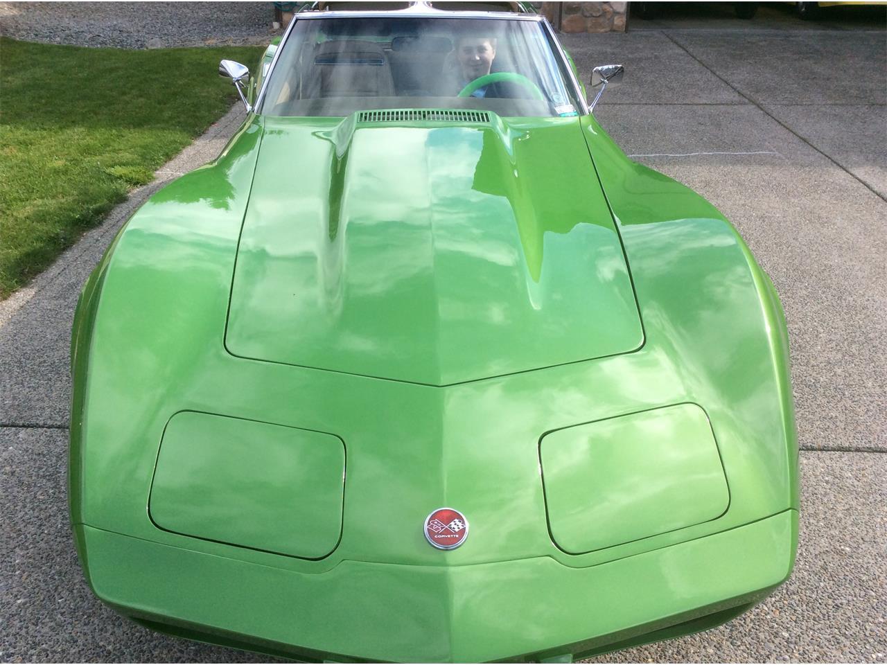 Large Picture of '75 Corvette - QU0M
