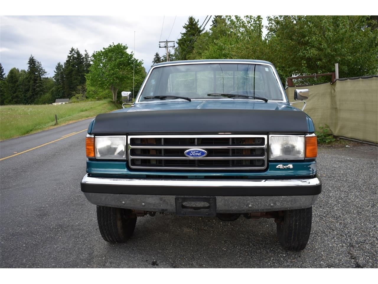 Large Picture of '91 F250 - QU0S