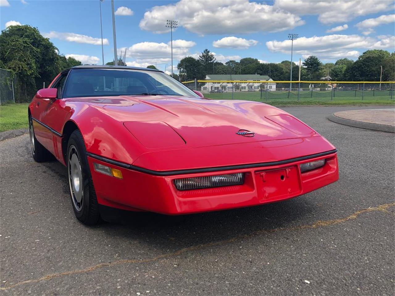 Large Picture of '85 Corvette - QU2H