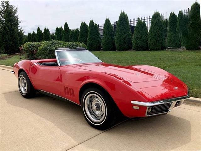 Picture of '68 Corvette - QU32