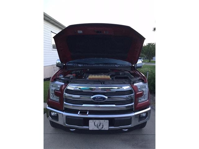 Picture of 2015 Ford F150 located in Stuart Florida - QU35