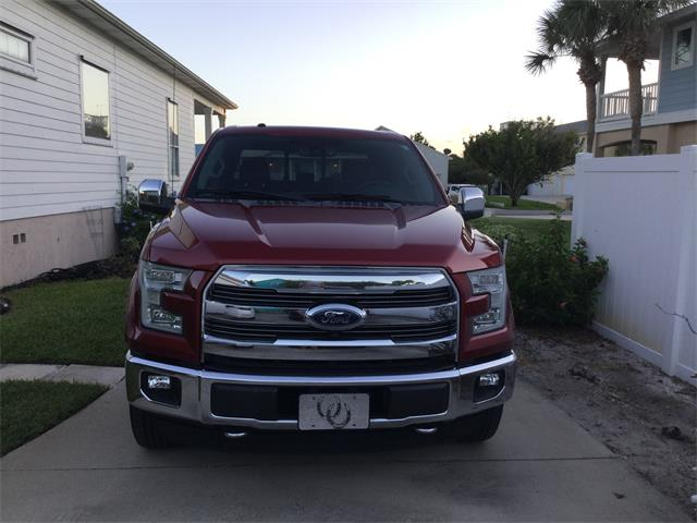 Picture of '15 F150 - QU35