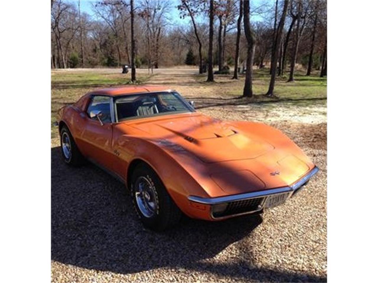 Large Picture of '71 Corvette - QU3S