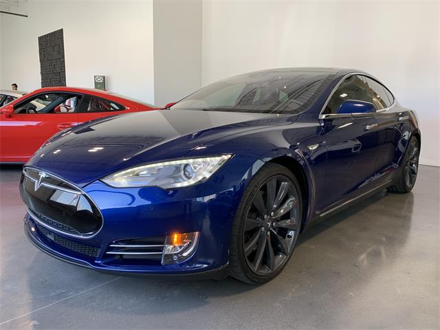 Picture of '16 Model S - QU3Z