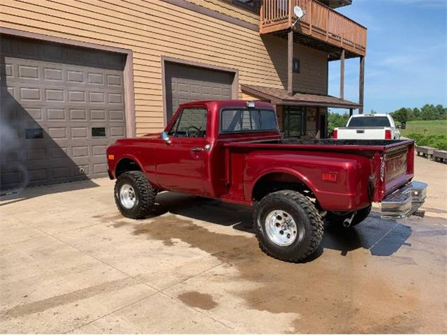 Classic Chevrolet K-10 for Sale on ClassicCars com on