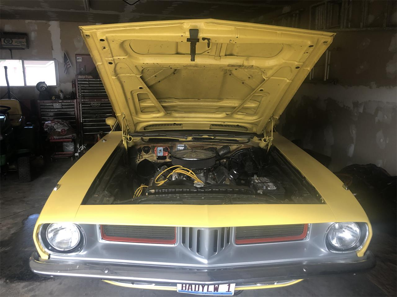 Large Picture of '73 Barracuda - QU57