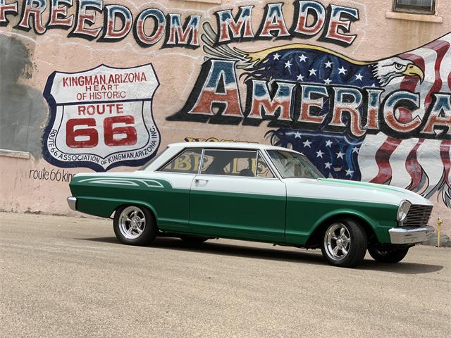 1965 Chevrolet Nova for Sale on ClassicCars com on