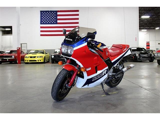 Picture of '84 Motorcycle - QU60