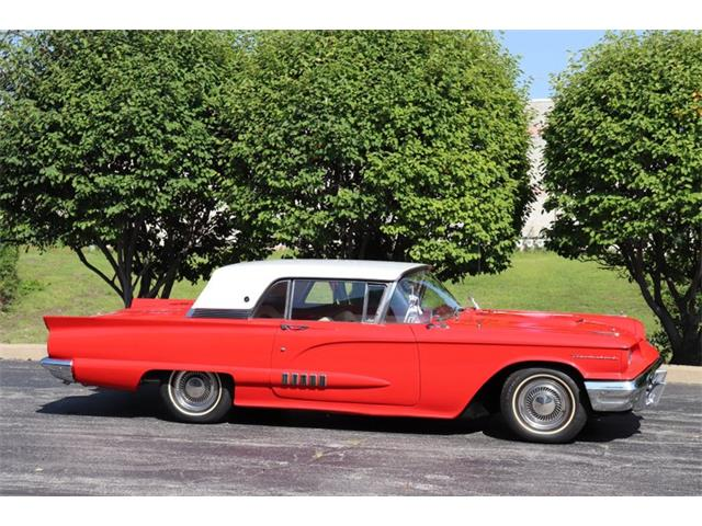 Picture of '58 Thunderbird - QU6Q