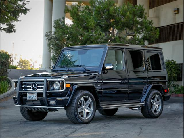 Picture of '11 G550 - QU8B