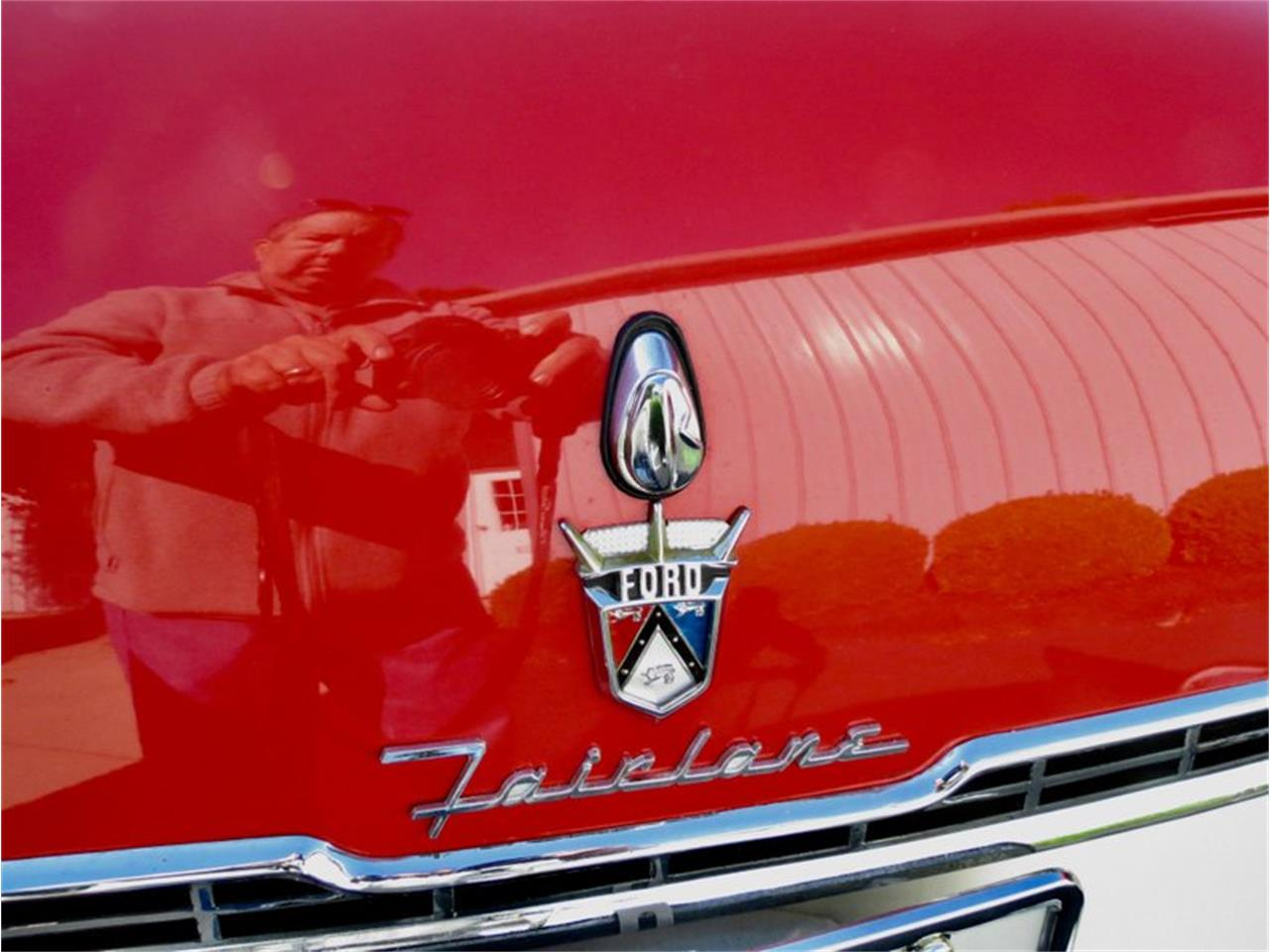 Large Picture of 1955 Fairlane located in Ohio Offered by Classic Car Connection - QU8Q
