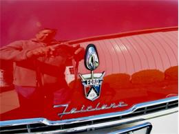 Picture of '55 Ford Fairlane located in Dayton Ohio - $38,500.00 Offered by Classic Car Connection - QU8Q