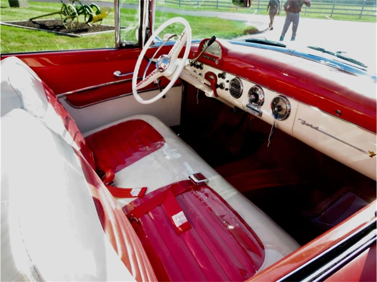 Large Picture of '55 Fairlane Offered by Classic Car Connection - QU8Q