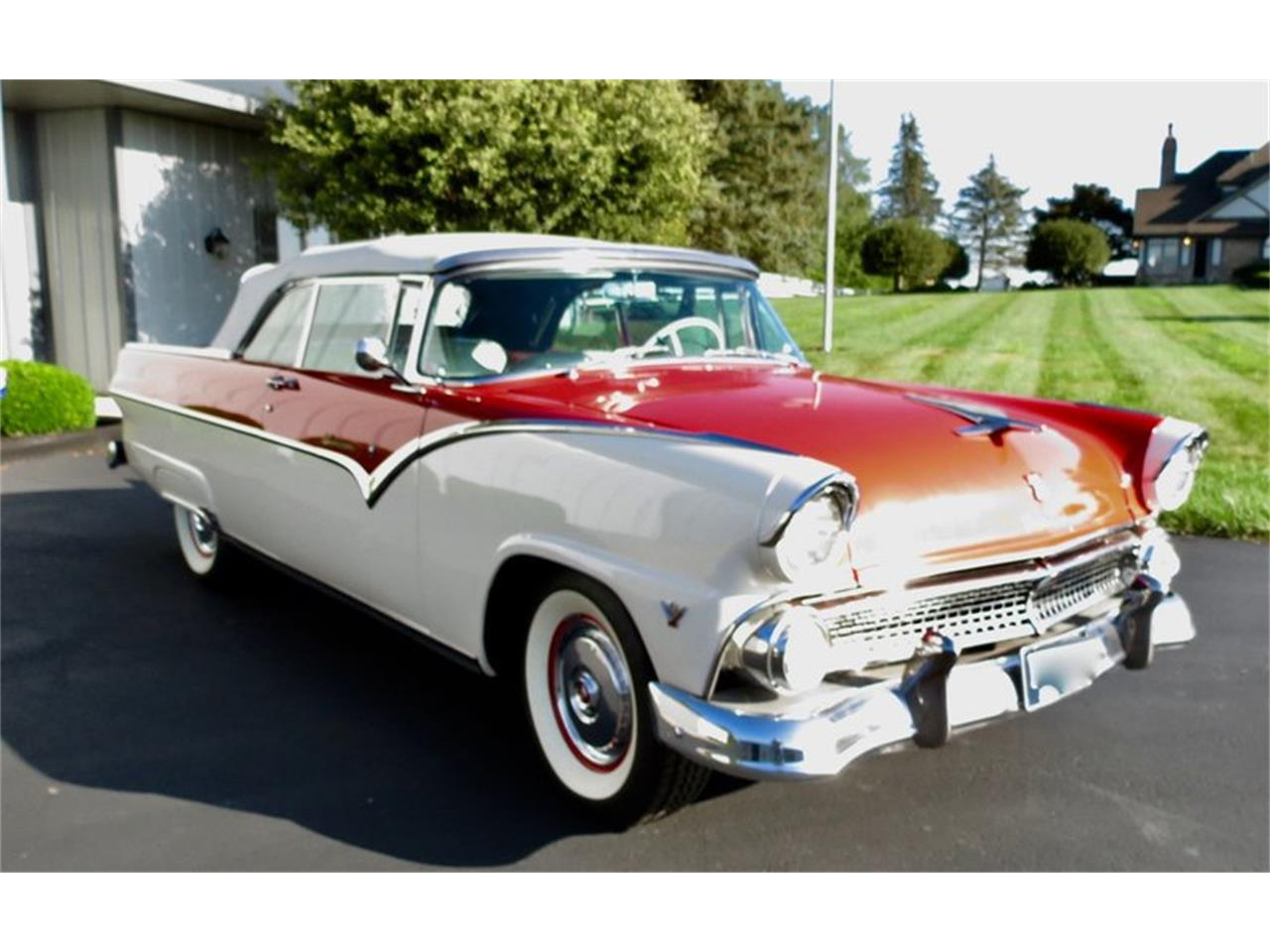 Large Picture of '55 Ford Fairlane located in Dayton Ohio - $38,500.00 - QU8Q