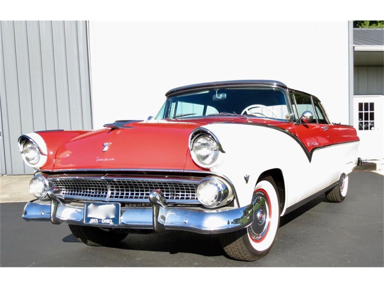Large Picture of Classic 1955 Fairlane - $38,500.00 - QU8Q