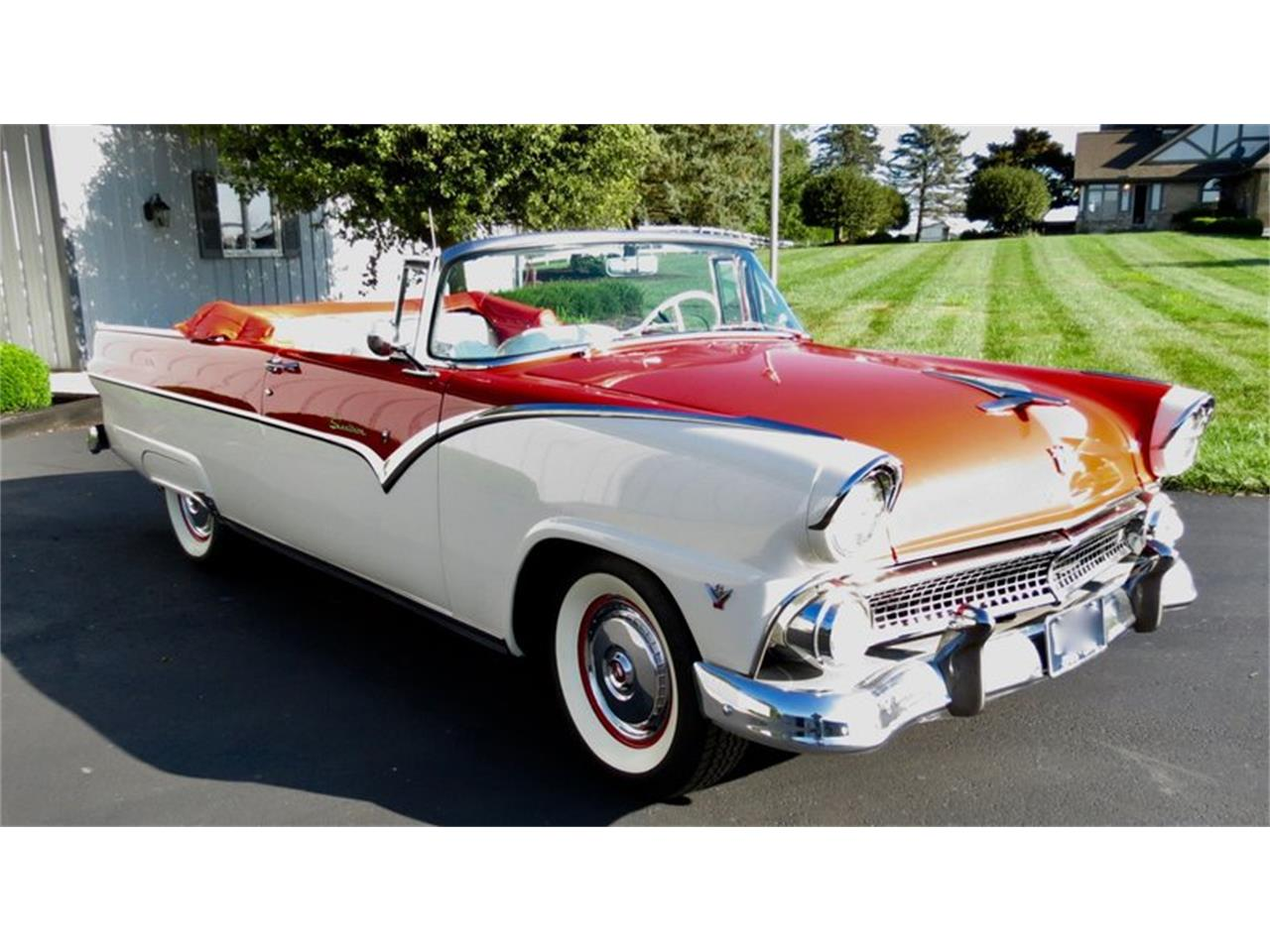 Large Picture of Classic 1955 Ford Fairlane Offered by Classic Car Connection - QU8Q