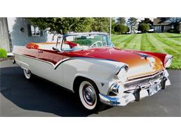 Picture of '55 Fairlane located in Ohio Offered by Classic Car Connection - QU8Q