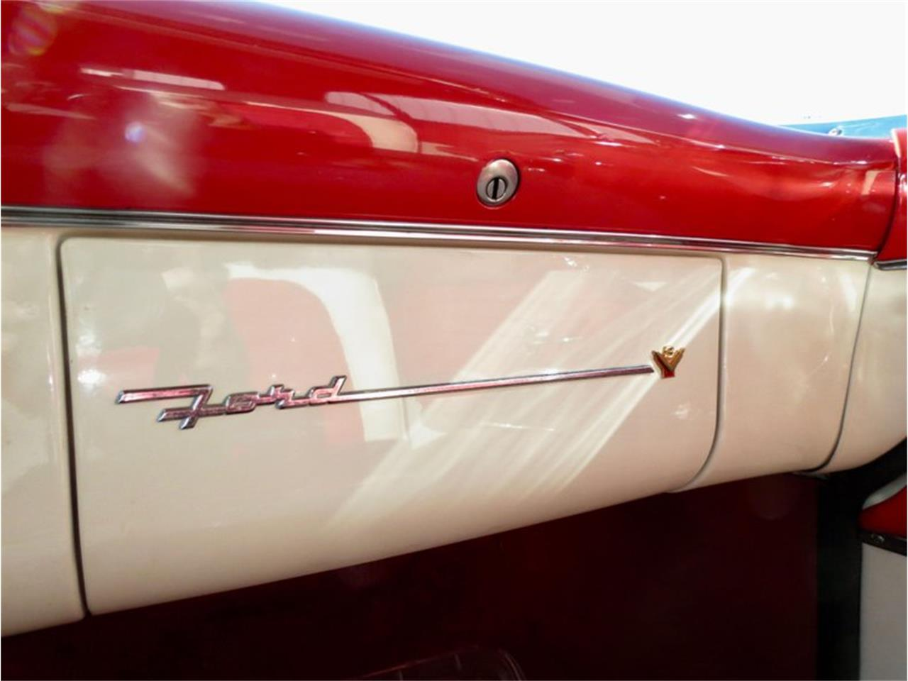 Large Picture of Classic '55 Ford Fairlane - $38,500.00 Offered by Classic Car Connection - QU8Q