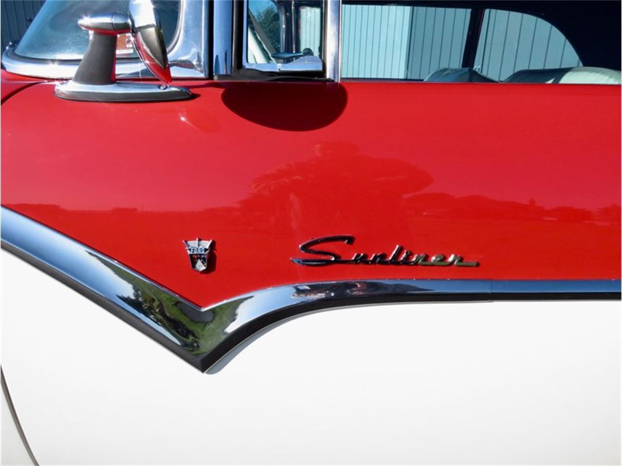 Large Picture of Classic '55 Fairlane located in Ohio - QU8Q