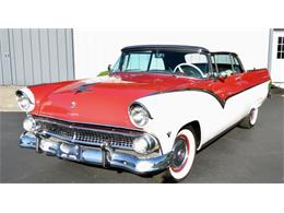 Picture of Classic 1955 Ford Fairlane - $38,500.00 Offered by Classic Car Connection - QU8Q