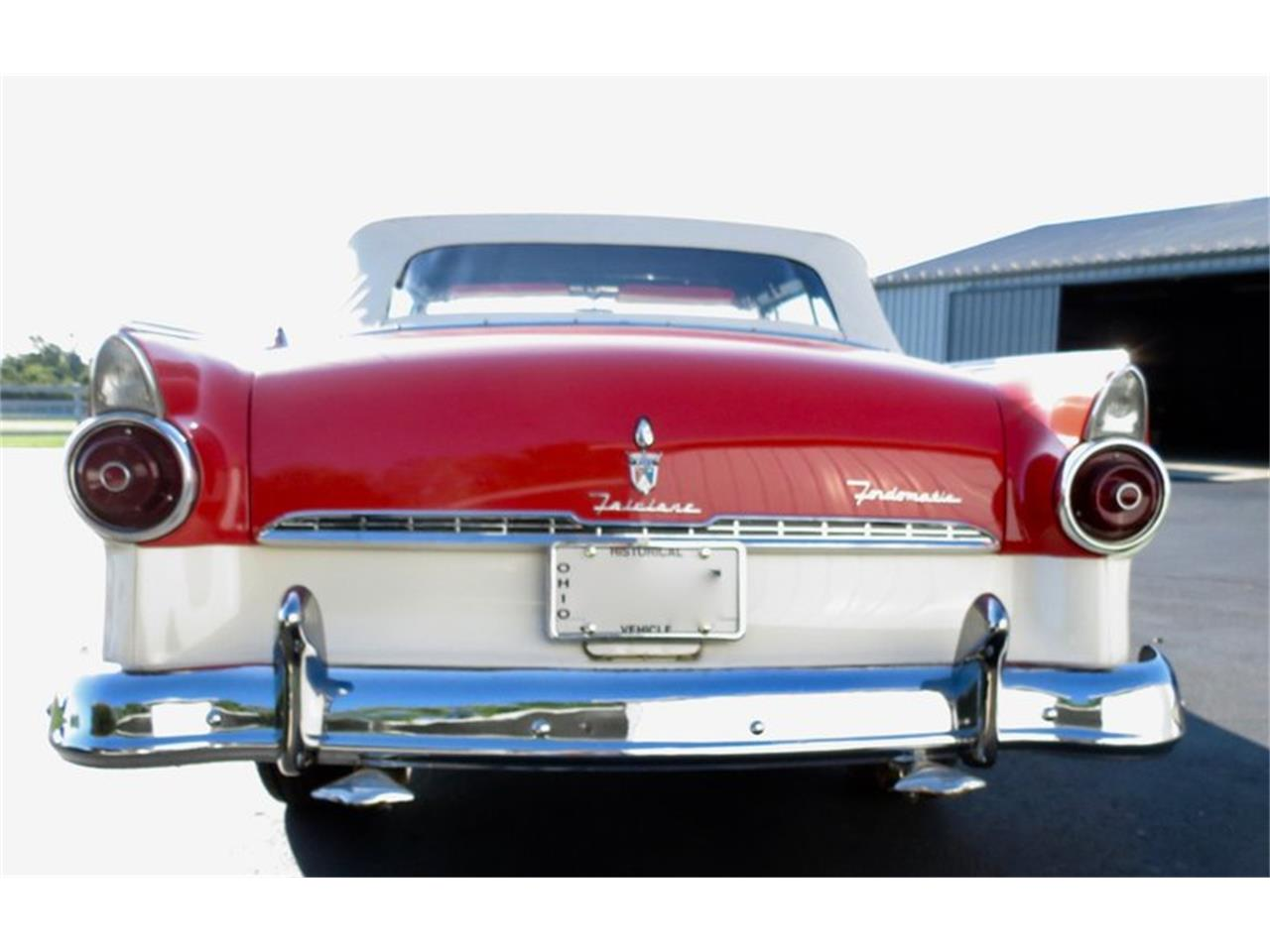 Large Picture of '55 Ford Fairlane - $38,500.00 - QU8Q