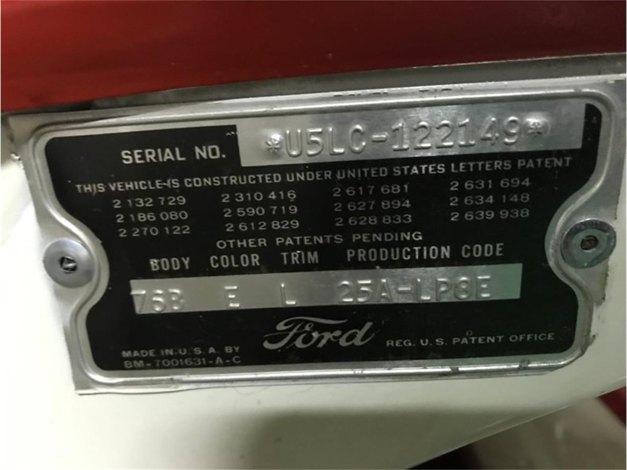 Large Picture of '55 Ford Fairlane - $38,500.00 Offered by Classic Car Connection - QU8Q