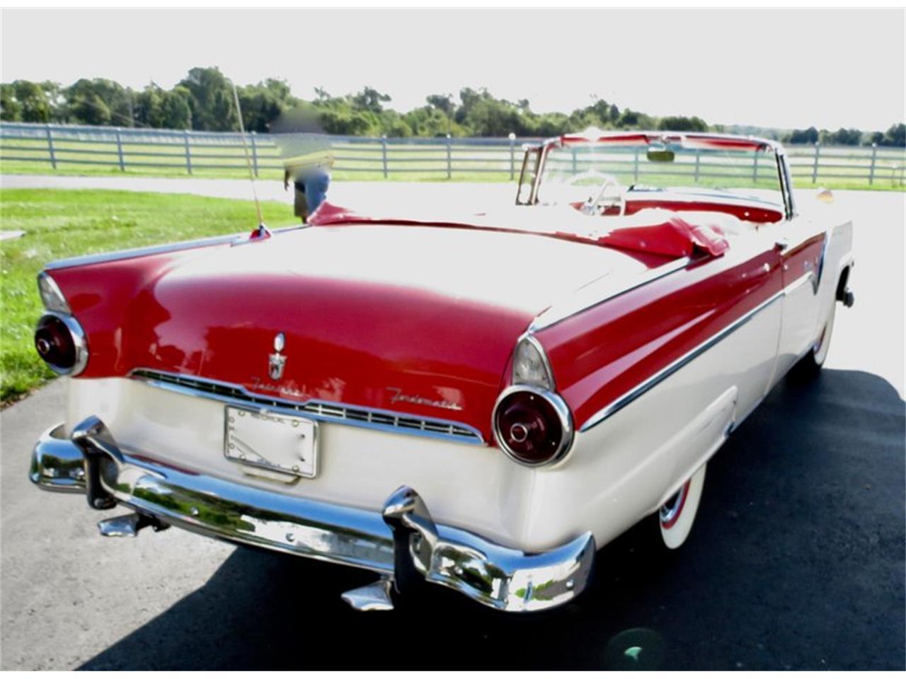 Large Picture of Classic '55 Ford Fairlane located in Dayton Ohio - $38,500.00 - QU8Q