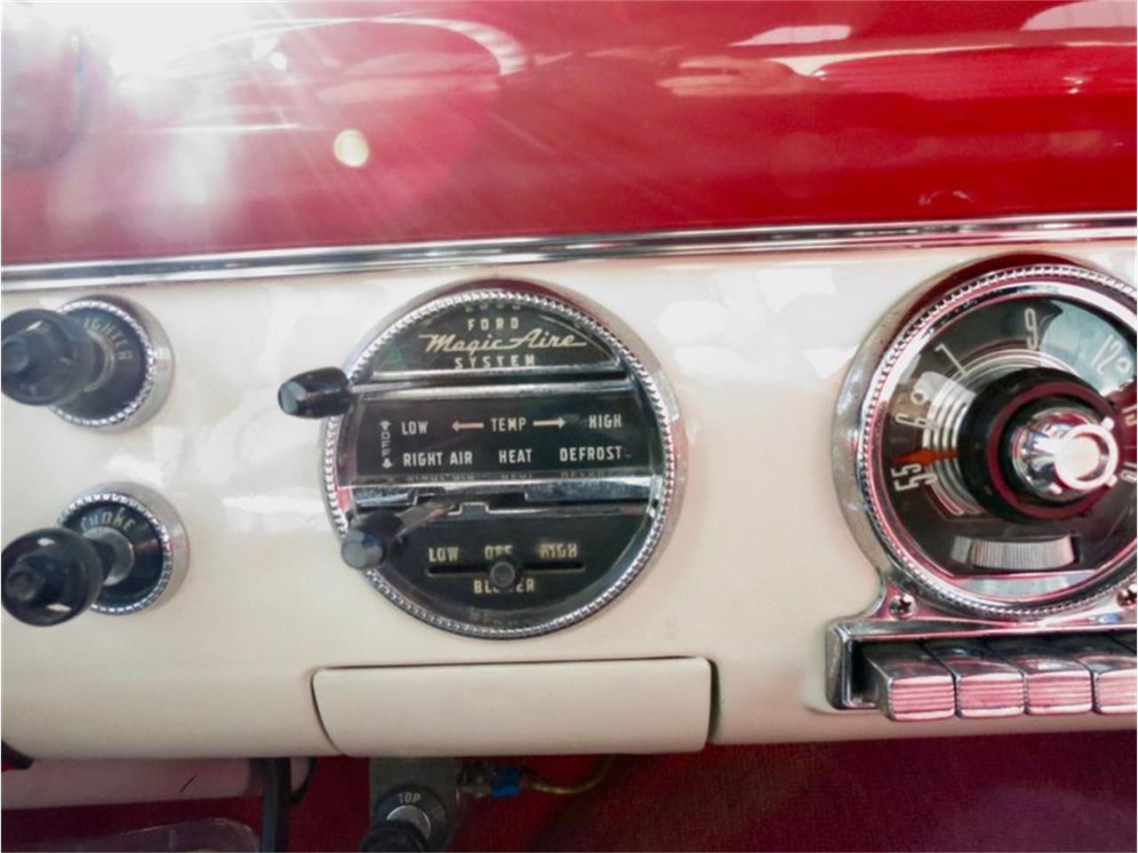 Large Picture of '55 Fairlane - $38,500.00 Offered by Classic Car Connection - QU8Q