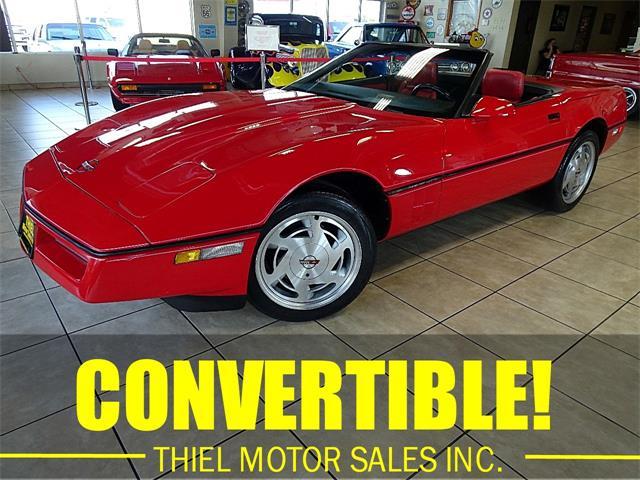 Picture of '89 Corvette - QU9T