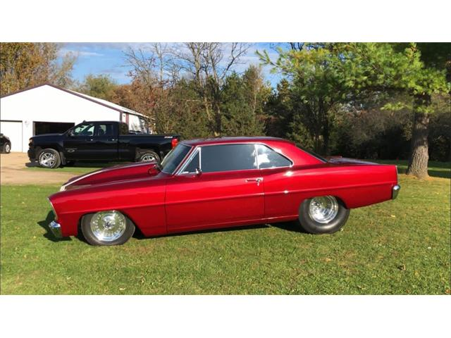Classic Chevrolet Nova for Sale on ClassicCars com on