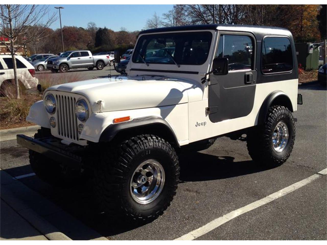 Large Picture of '81 CJ7 - $29,999.00 Offered by a Private Seller - QUA5