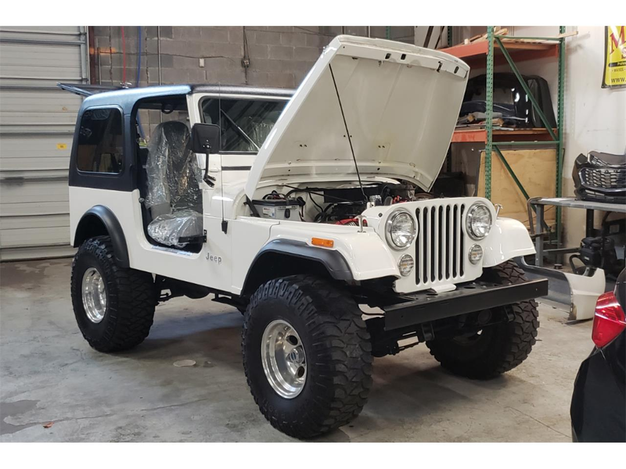 Large Picture of '81 CJ7 located in Charlotte North Carolina - $29,999.00 Offered by a Private Seller - QUA5