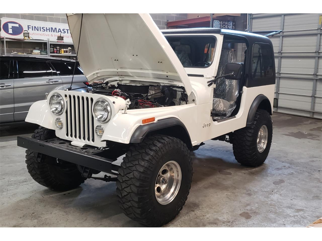 Large Picture of '81 CJ7 Offered by a Private Seller - QUA5