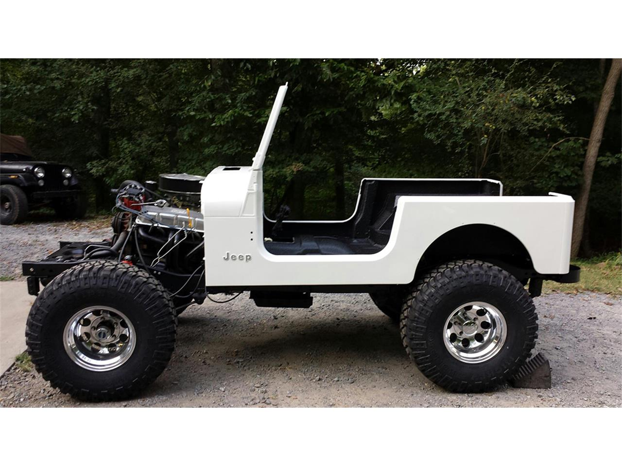 Large Picture of '81 CJ7 located in North Carolina Offered by a Private Seller - QUA5