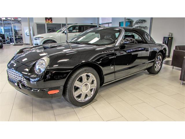 Picture of '04 Ford Thunderbird located in mansfield Ohio Offered by  - QUAA