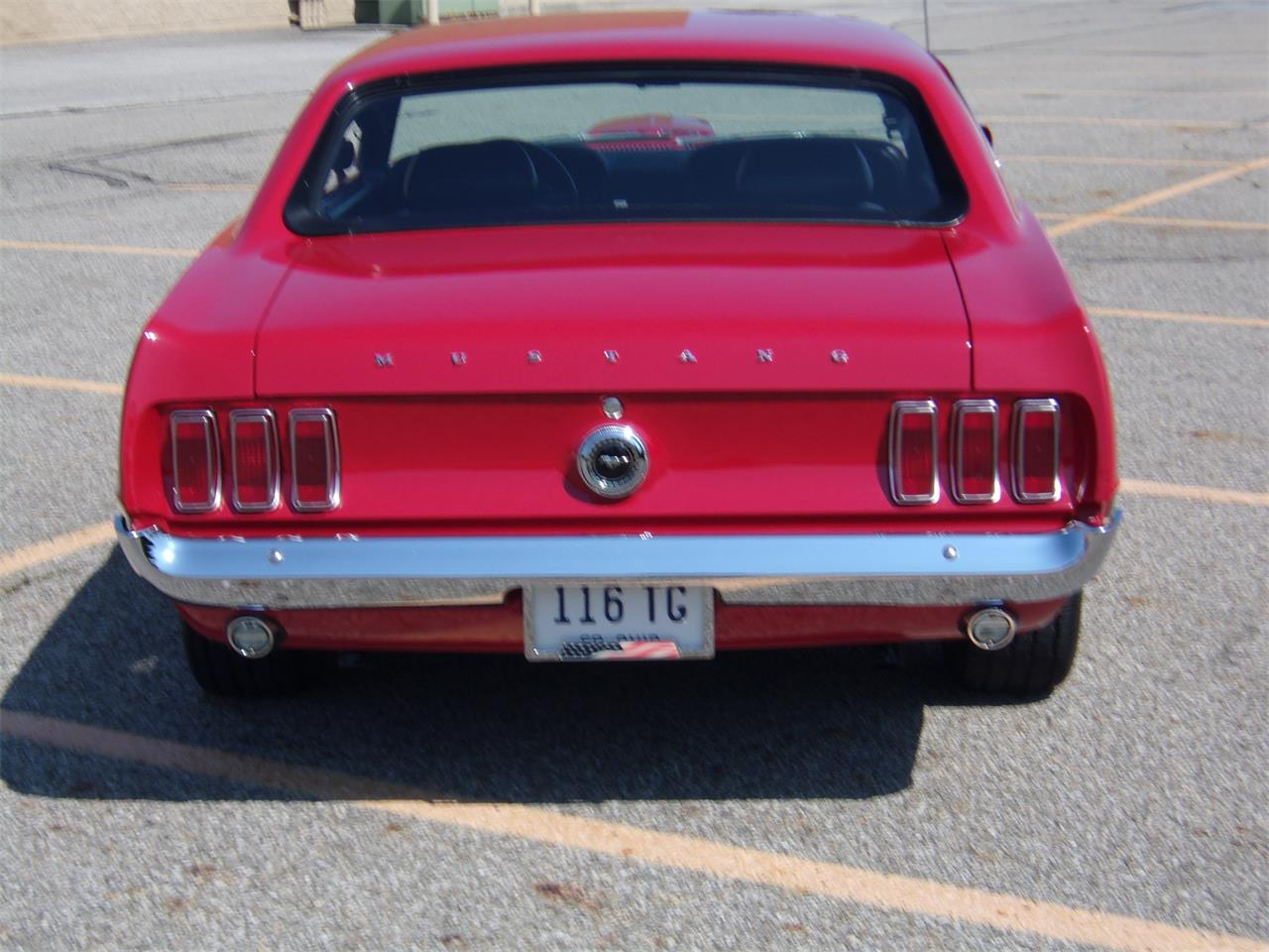 Large Picture of '69 Mustang - QUAB