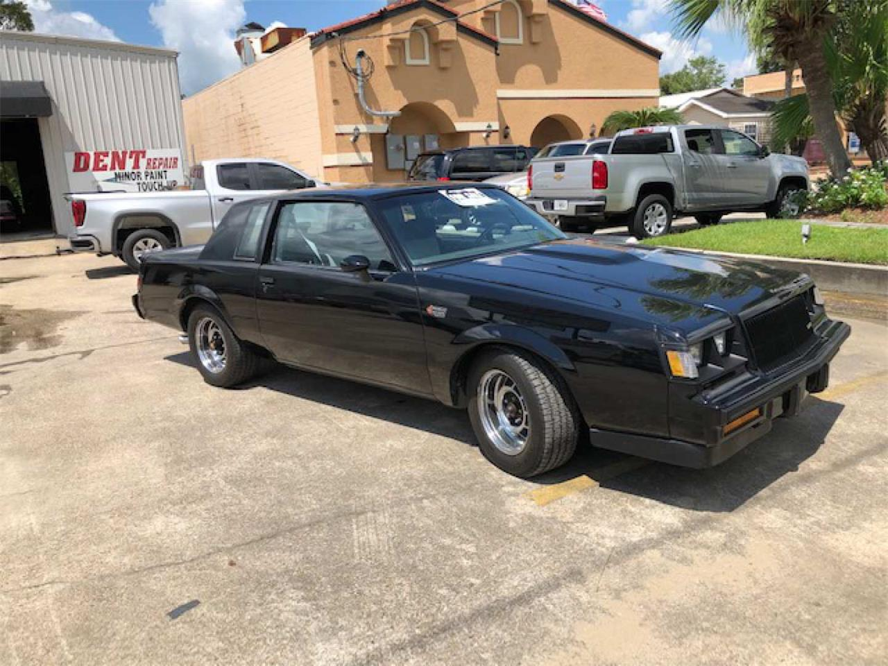 Large Picture of '87 Grand National - QUAX