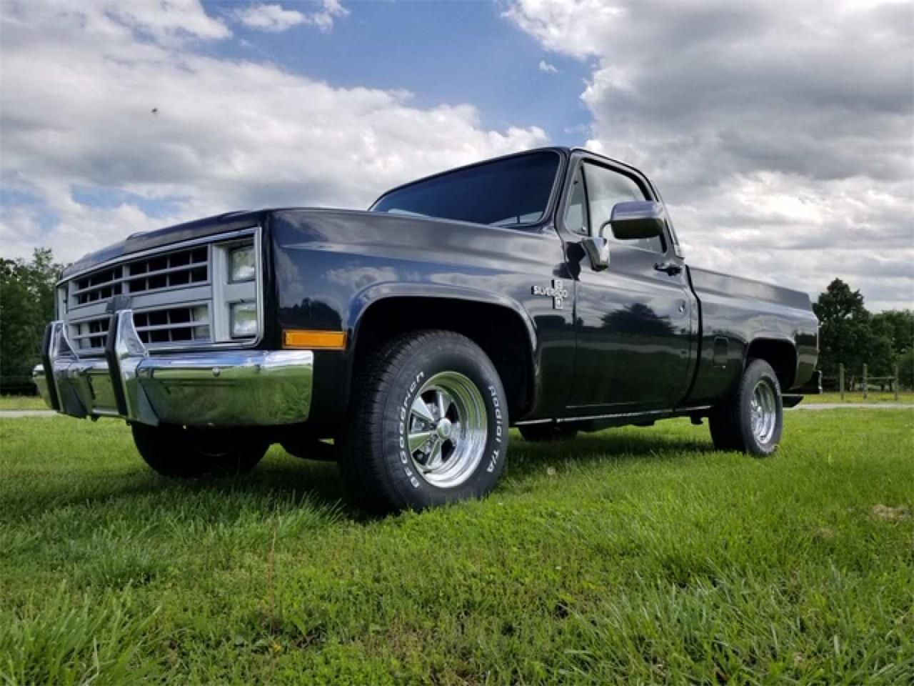 1986 Chevrolet C10 for Sale | ClassicCars com | CC-1252332