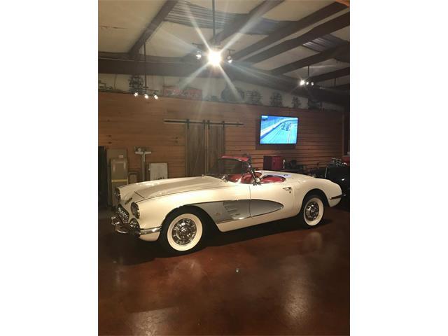 Picture of '60 Corvette - QUBM