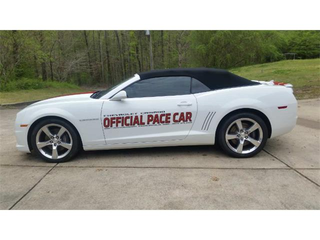 Picture of '11 Camaro located in Mississippi Auction Vehicle Offered by  - QUBX