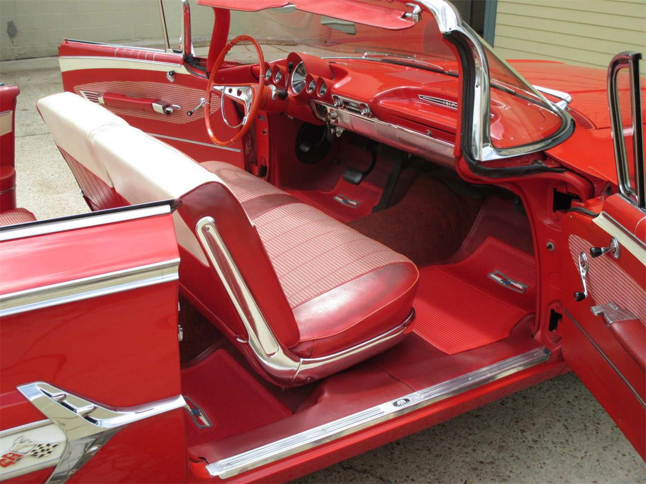 Large Picture of '60 Impala - QUCE