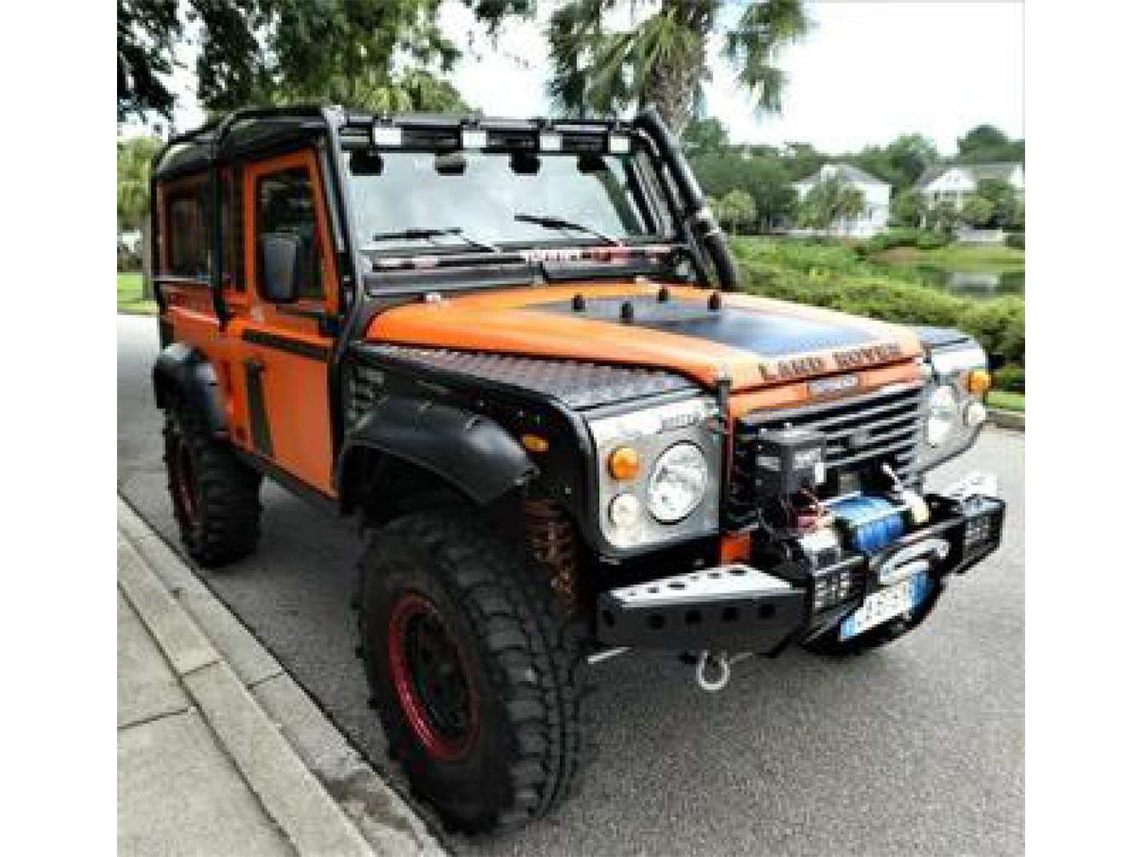 Large Picture of '91 Defender - QUCO