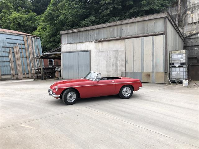Picture of '64 MGB - QSOX